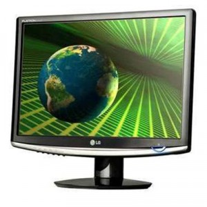 The World's most energy efficient monitor – The LG Flatron W2252TE