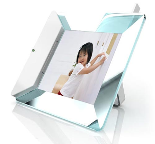digital photo frame telephone