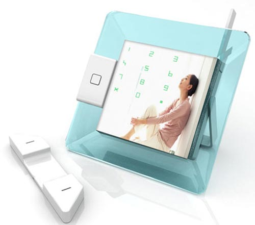 photo frame phone