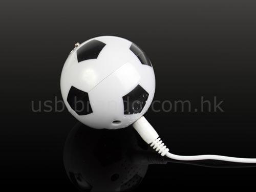 usb mini football speaker