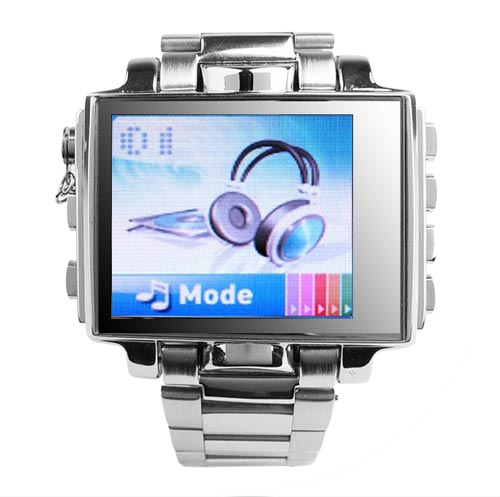 8gb mp4 watch