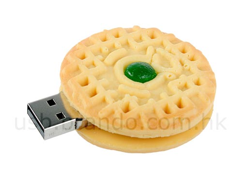 biscuit usb drives