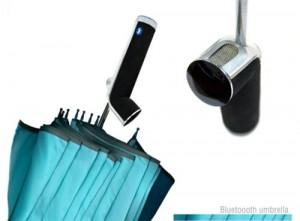 Cool Concepts – The Bluetooth Umbrella