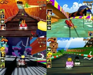 Cool iPhone Apps – Crash Bandicoot on the iPhone 2.0