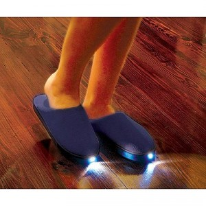 Fun Gadgets – The LED Slippers