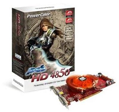 powerColor PCS HD4850