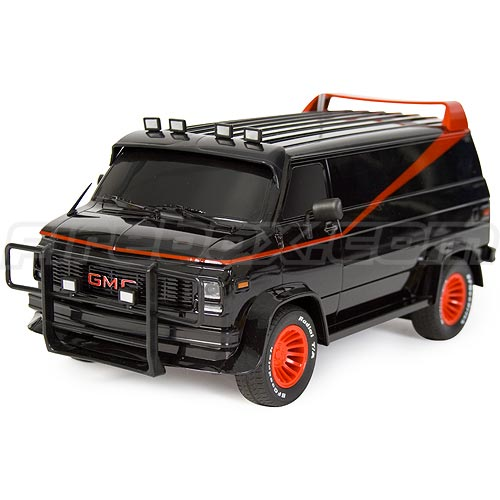 rc a team van