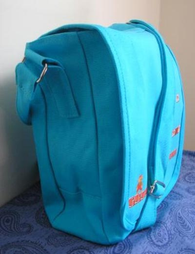 super mario messenger bag