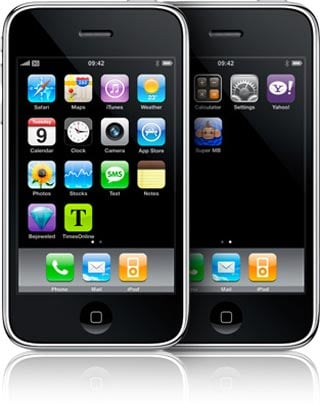 review 3G iPhone