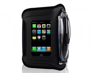 iPhone Accessories – The H2O Audio Amphibx – Waterproofs your iPhone
