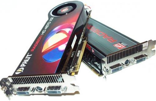 Ati Radeon HD 4870 2x