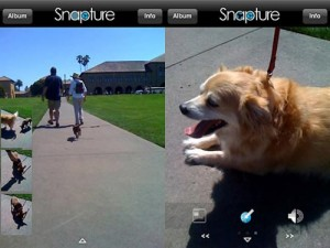Cool iPhone Apps – Snapture