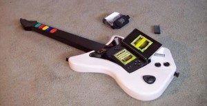 Cool Mods – The full sized Guitar Hero Controller for Nintendo DS
