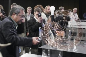 Intel Demonstrates New Wireless Power Technology