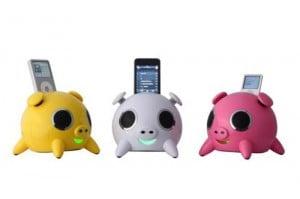 iPod Accessories – The iPig iPod Dock