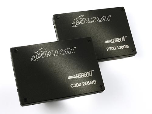 Micron Launches Super Fast Solid State Drives