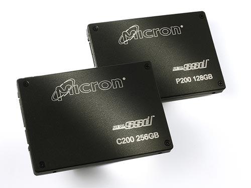 micron c200 SSD
