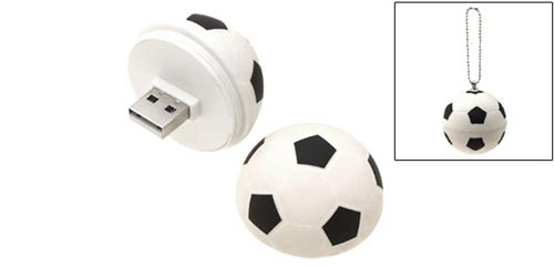 soccer usb flash drive