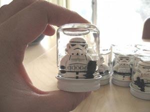 stormtrooper snow globe