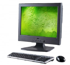 Green Gadgets – The Evergreen 17 Integrated Fanless Linux PC