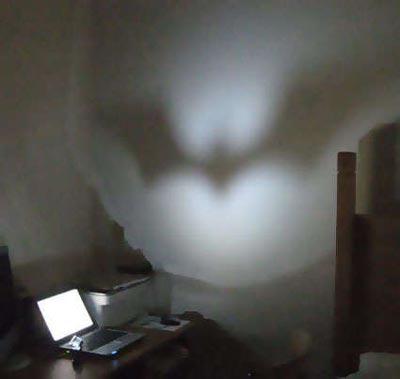 usb bat signal