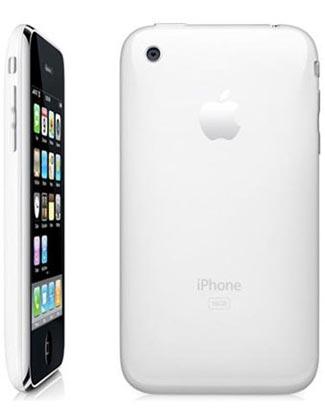 white 3g iphone