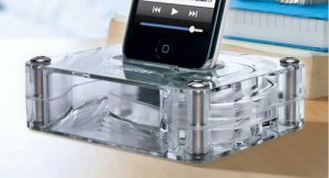 3G iPhone Accessories – The Griffin AirCurve Acoustic Amplifier for the iPhone