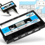 Cool Gadgets – The Cassette Tape USB Hub