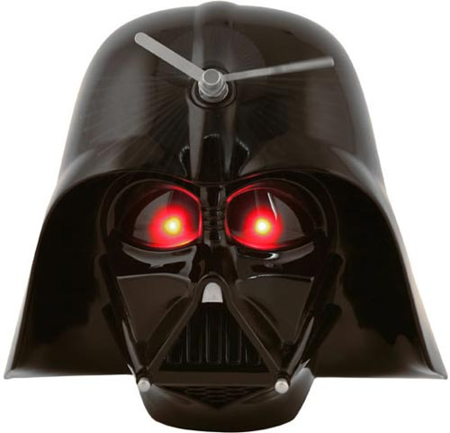 The Darth Vader Wall Clock