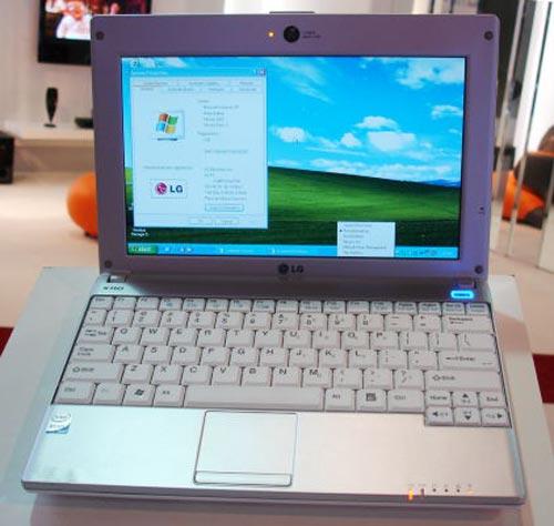 LG x110 netbook