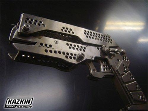 metal gear solid 4 rubber band gun