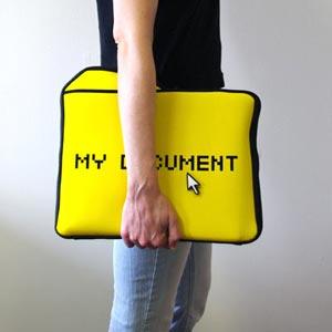 my documents laptop sleeve