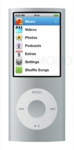 Pictures – The New iPod Nano