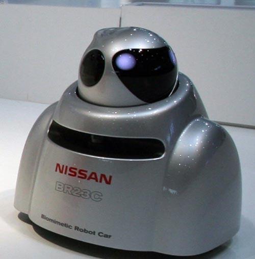 nissan br23c