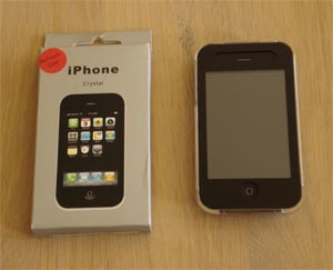 iPhone Accessories – NuTouch 3G iPhone Case – Review