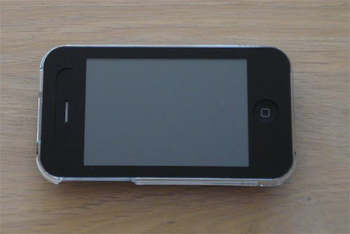 nutouch 3g iphone case