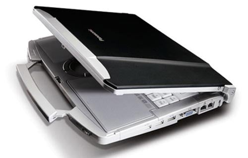 Panasonic Toughbook F8