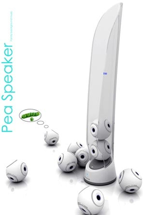 pea speaker