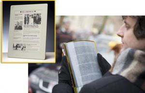 Plastic Logic intros a flexible e-book reader