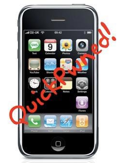Windows quickpwn iPhone 2.1