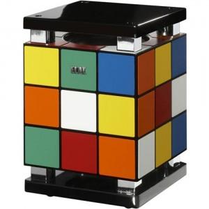 Fun Gadgets – The Rubiks Cube Subwoofer – The Elac Microsub 2010 BT