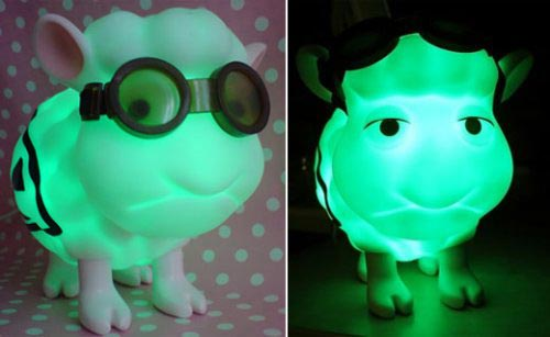 radioactive seamour sheep