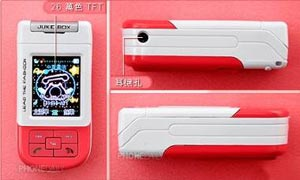 The World's smallest camera mobile phone