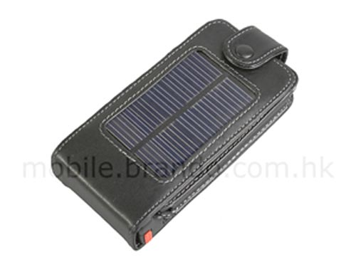 Solar 3g iphone case