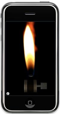 sonic lighter iphone