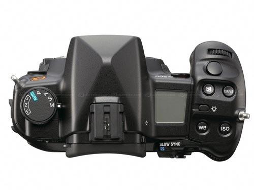 Sony A900 DSLR