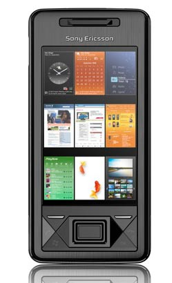 SDK for Sony Ericsson Xperia X 1