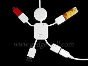 Fun Gadgets – The Super Kid 4 Port USB Hub