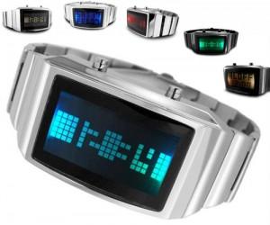 Geek Watches – The Tokyoflash Negative watch