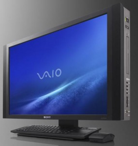 Sony launches new Vaio Desktop PC's – The Vaio JS, LV and RT